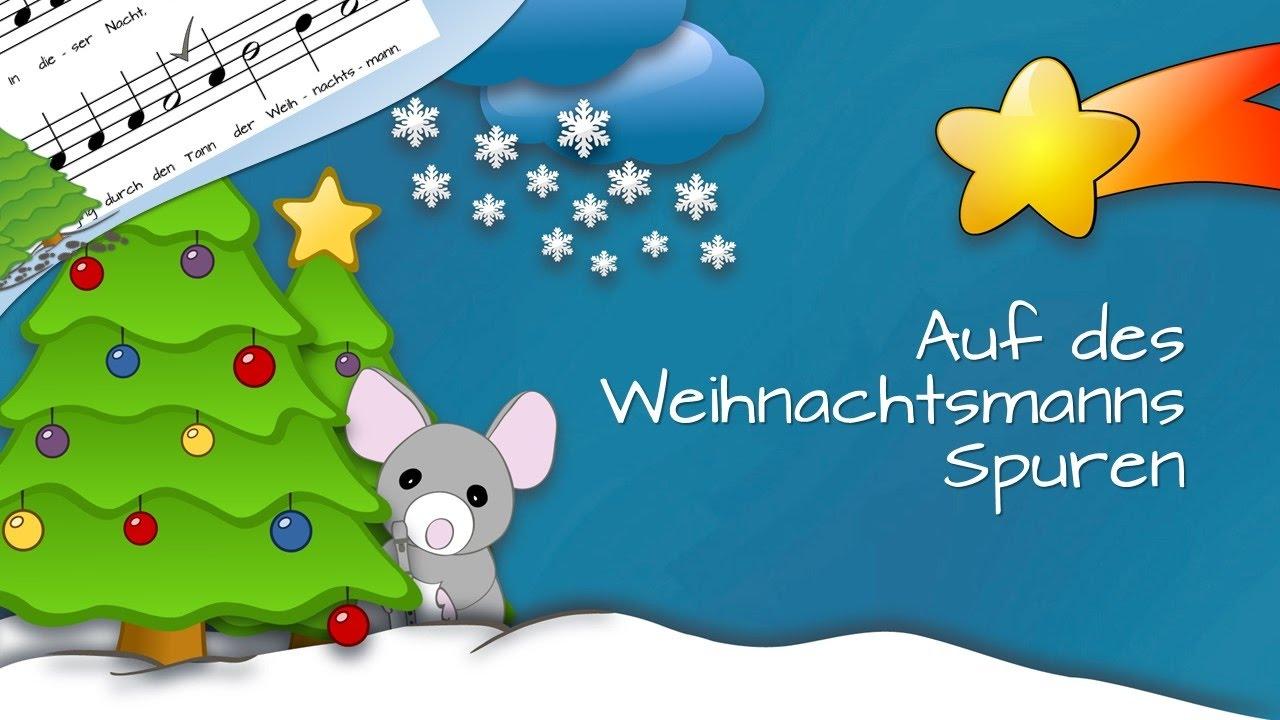 Auf Des Weihnachtsmanns Spuren (Minis Erste Weihnacht) über Auf Den Spuren Des Weihnachtsmanns