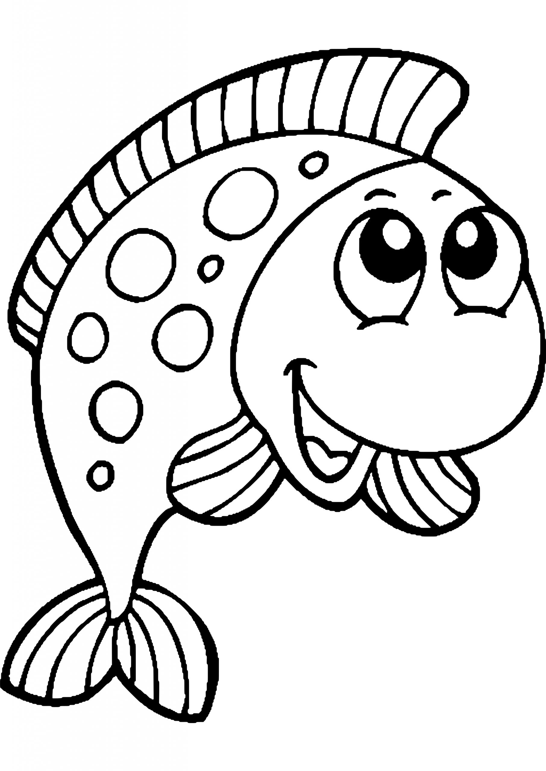 fische zum ausmalen - kinderbilder.download | kinderbilder