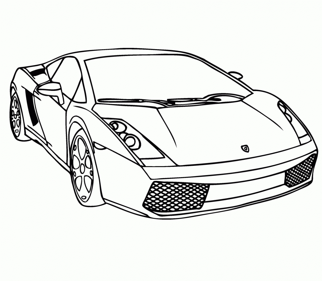 Ausmalbilder Autos Lamborghini 456 Malvorlage Autos bei Ausmalbilder Von Autos