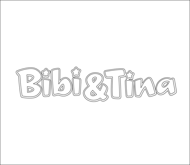 Ausmalbilder Bibi Und Tina Mädchen Gegen Jungs für Bibi Und Tina Malvorlage