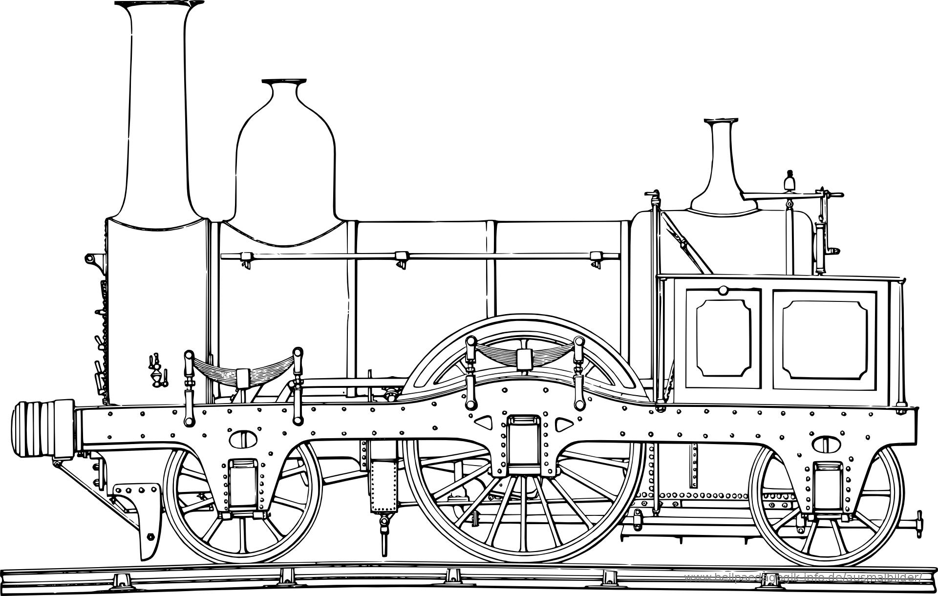 Ausmalbilder Eisenbahn (Mit Bildern) | Ausmalen, Eisenbahn innen Eisenbahn Ausmalbilder