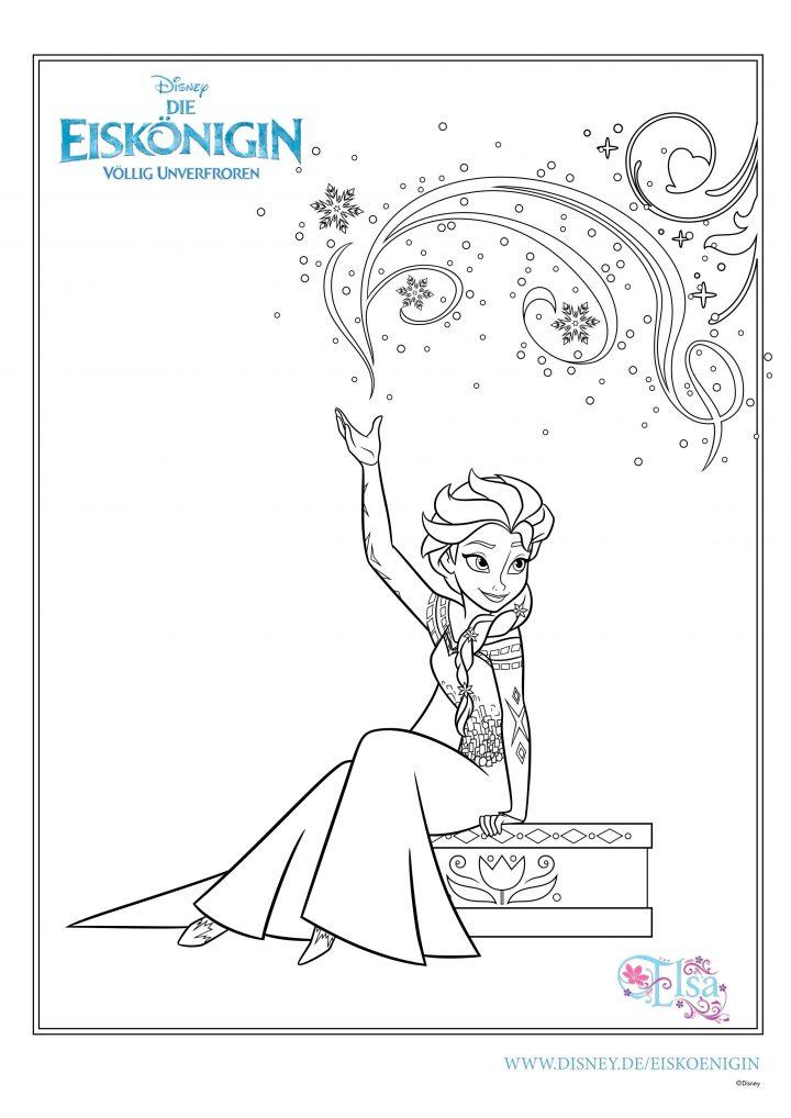 ausmalbilder eiskönigin  mytoysblog verwandt mit gratis