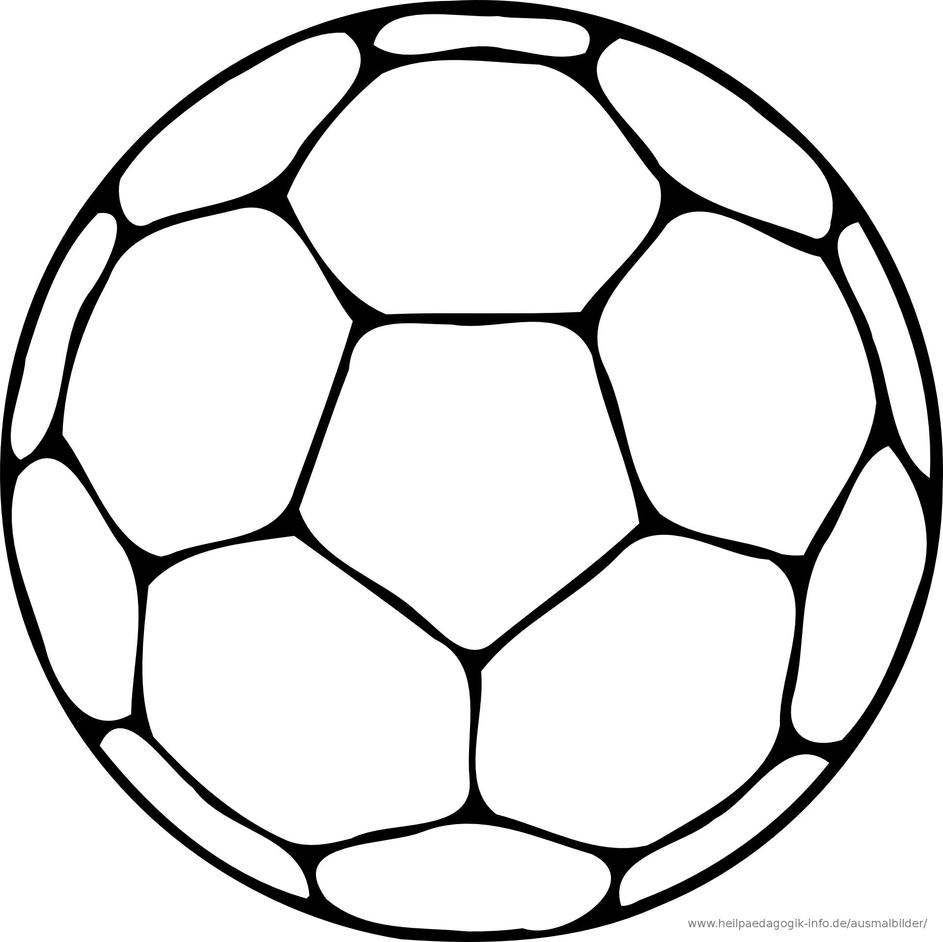 Ausmalbilder Fußball Zum Ausdrucken (Mit Bildern innen Fußball Bilder Zum Ausdrucken
