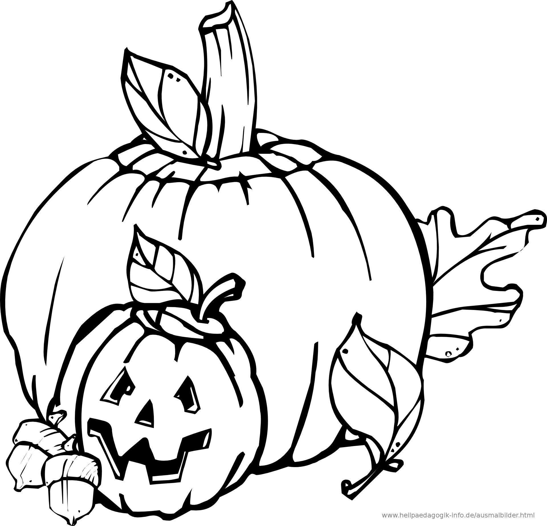 Ausmalbilder Halloween bei Ausmalbilder Halloween Kostenlos
