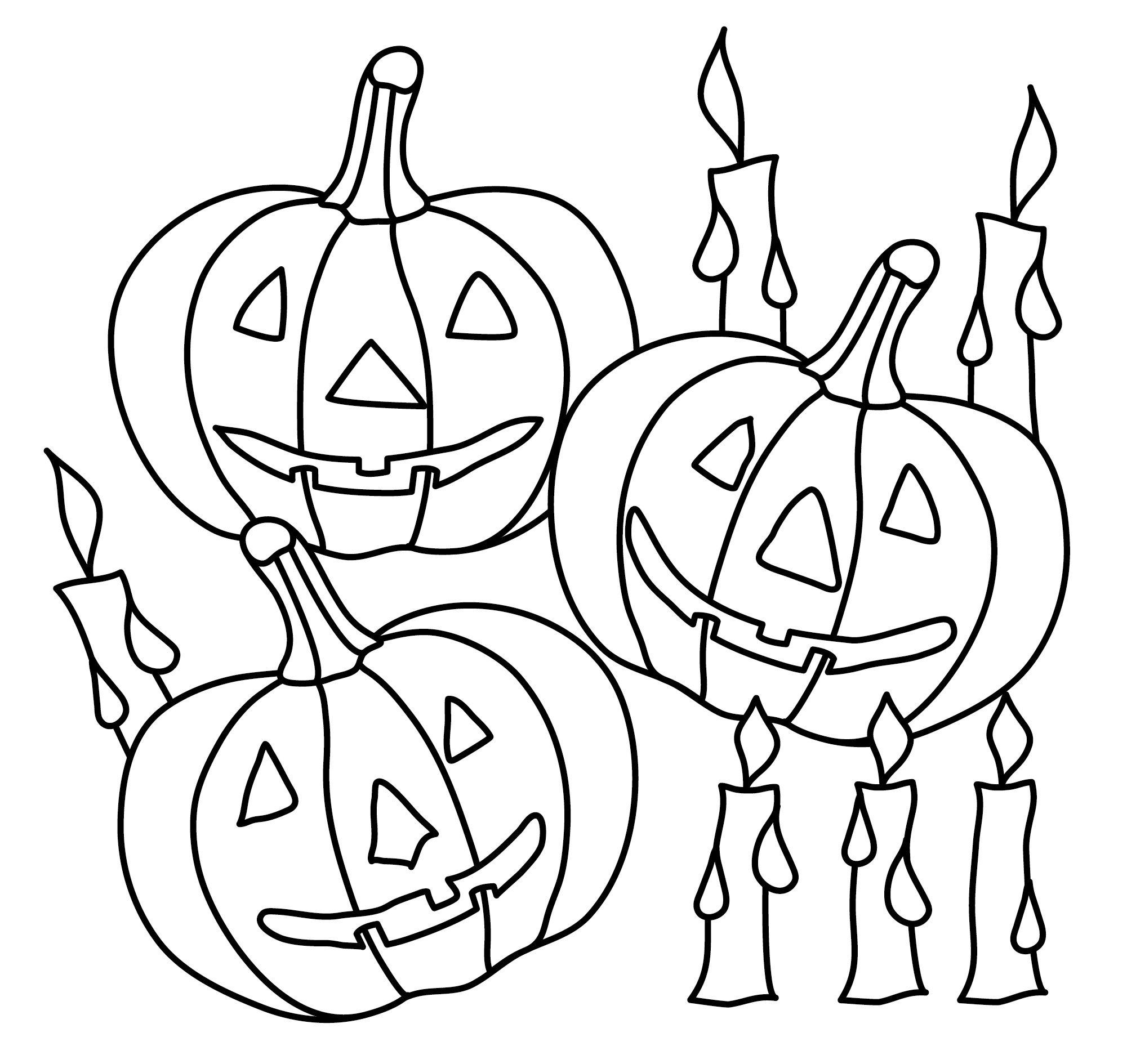 Ausmalbilder Halloween - Halloween Vorlagen Ausdrucken bei Halloween Ausmalbilder Zum Ausdrucken