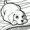 Ausmalbilder Hunde - Hundefärbung - Hunde Malen Für Anfänger bei Ausmalbilder Von Hunden