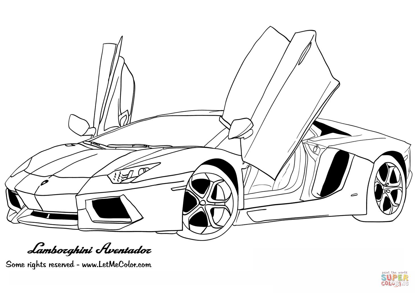 Ausmalbilder Lamborghini Gallardo 467 Malvorlage Autos bestimmt für Ausmalbilder Auto Kostenlos