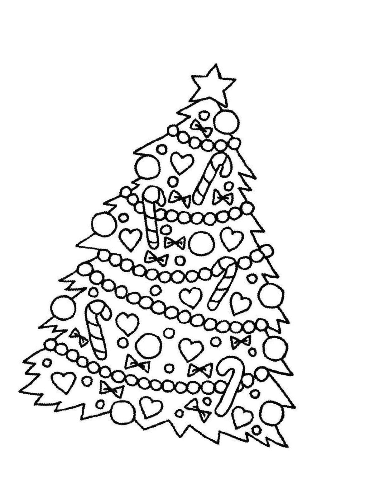 malvorlagen tannenbaum ausdrucken  kinderbilderdownload