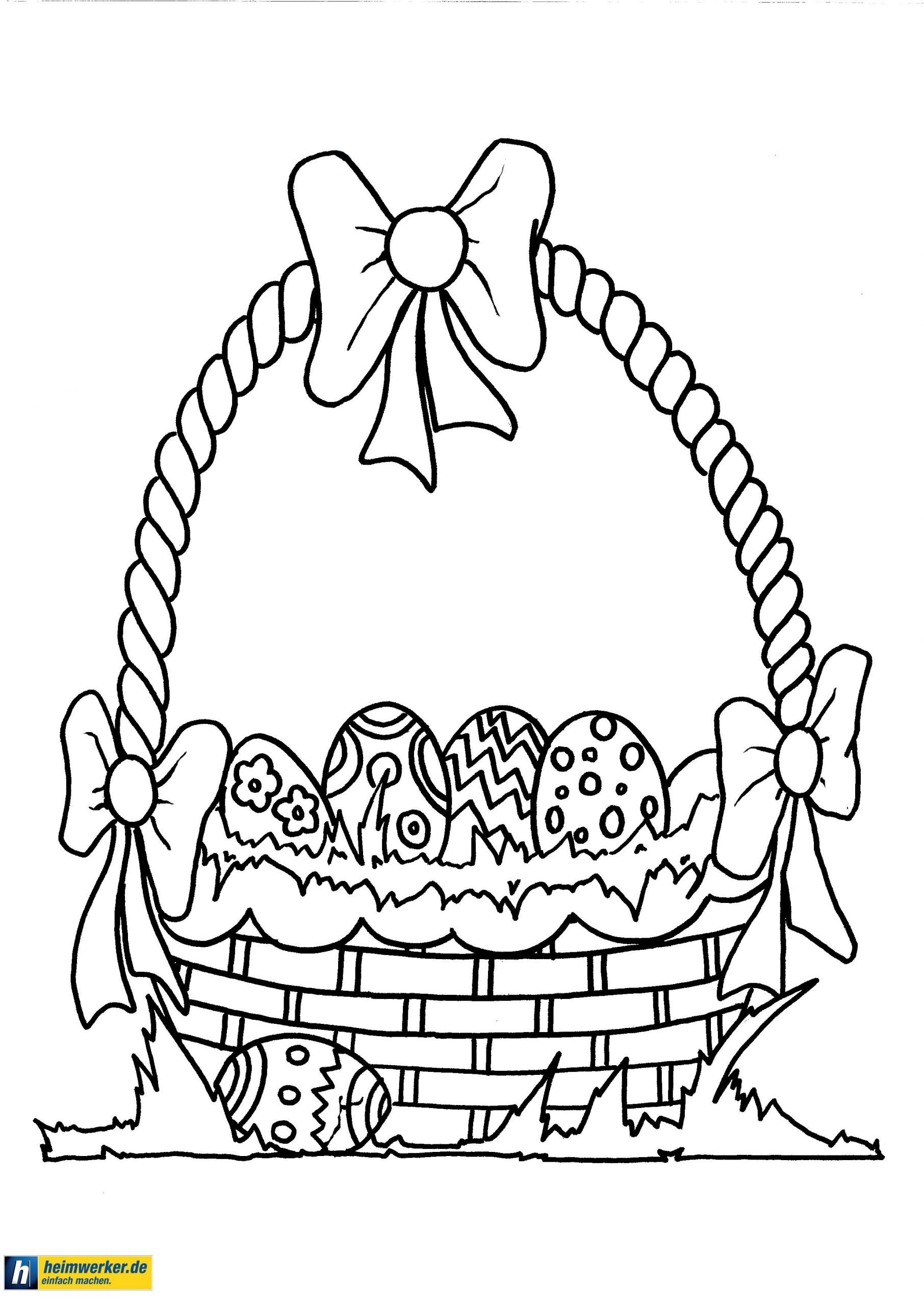 Ausmalbilder Ostern Kostenlos Zum Drucken 153 Malvorlage bei Osterbilder Zum Ausmalen Und Ausdrucken