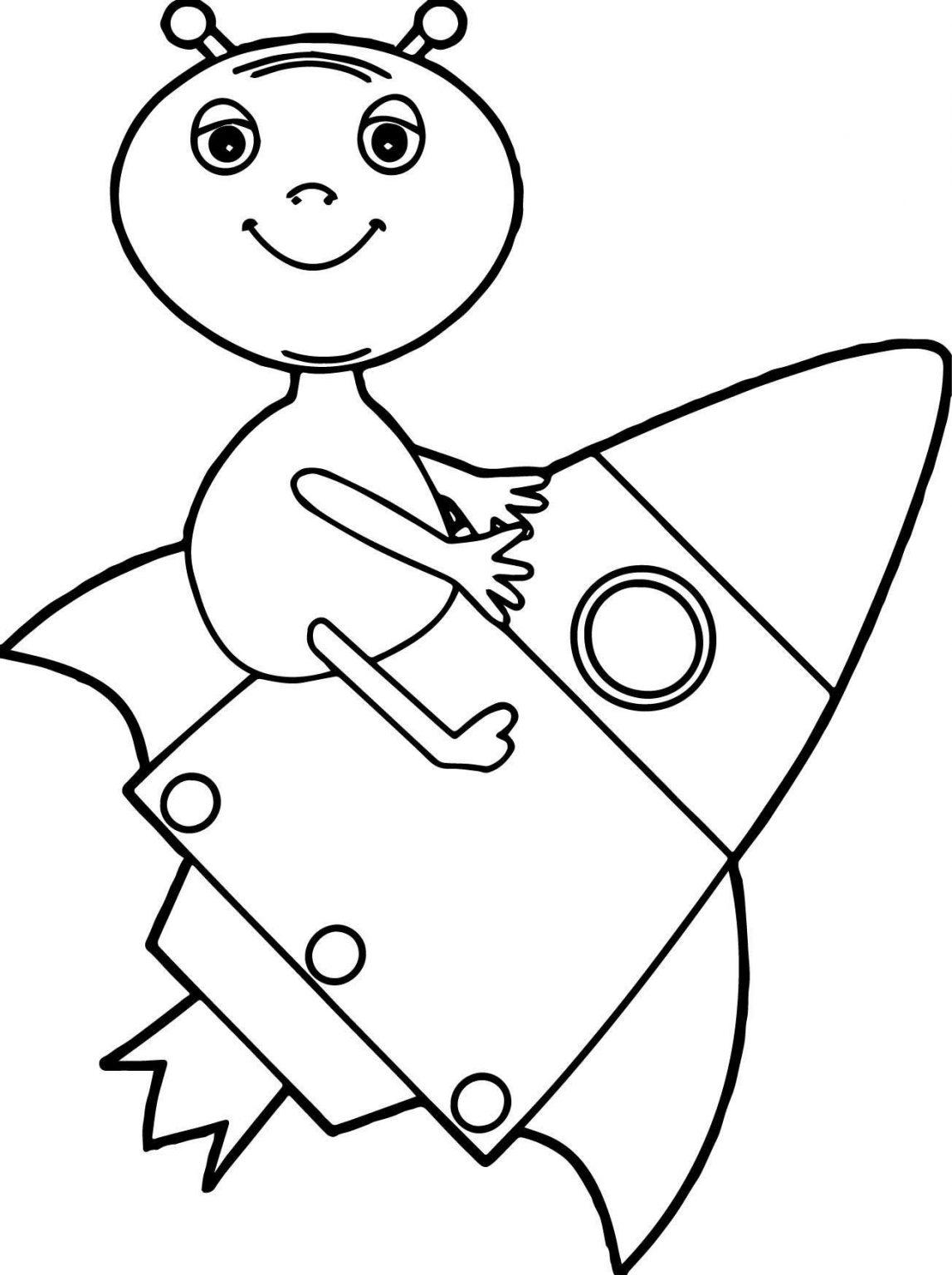 malvorlage rakete  kinderbilderdownload  kinderbilder