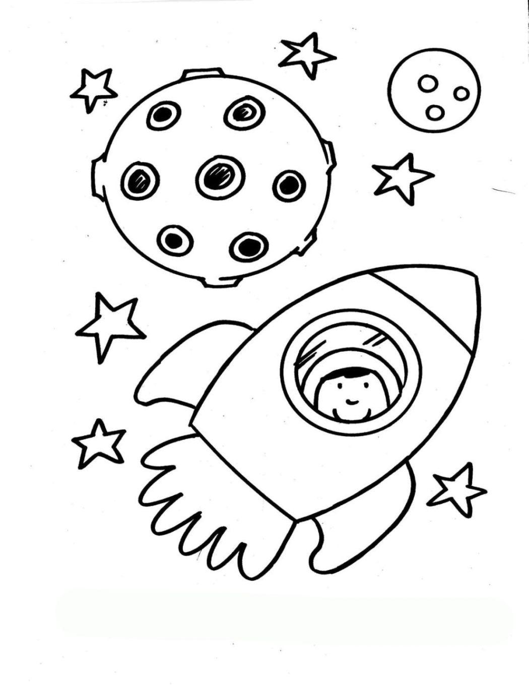 rakete malvorlage  kinderbilderdownload  kinderbilder