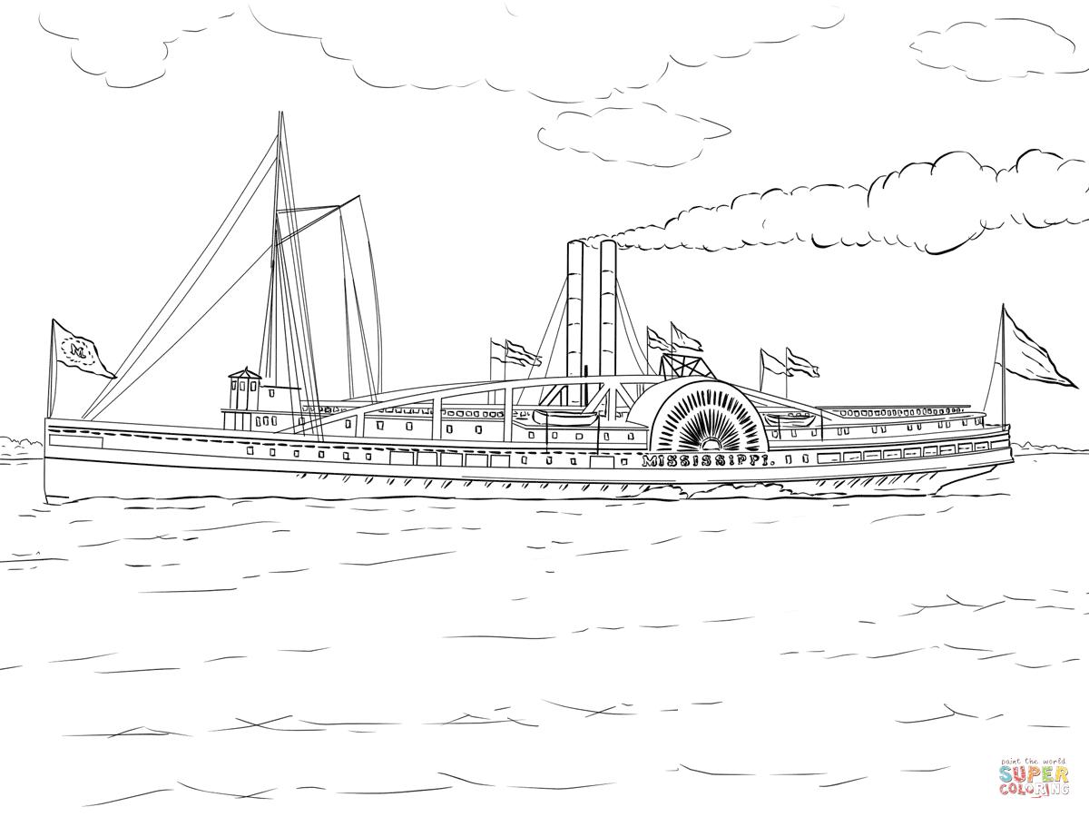 Ausmalbilder Schiffe Und Boote - Malvorlagen Kostenlos Zum für Ausmalbilder Boot Kostenlos