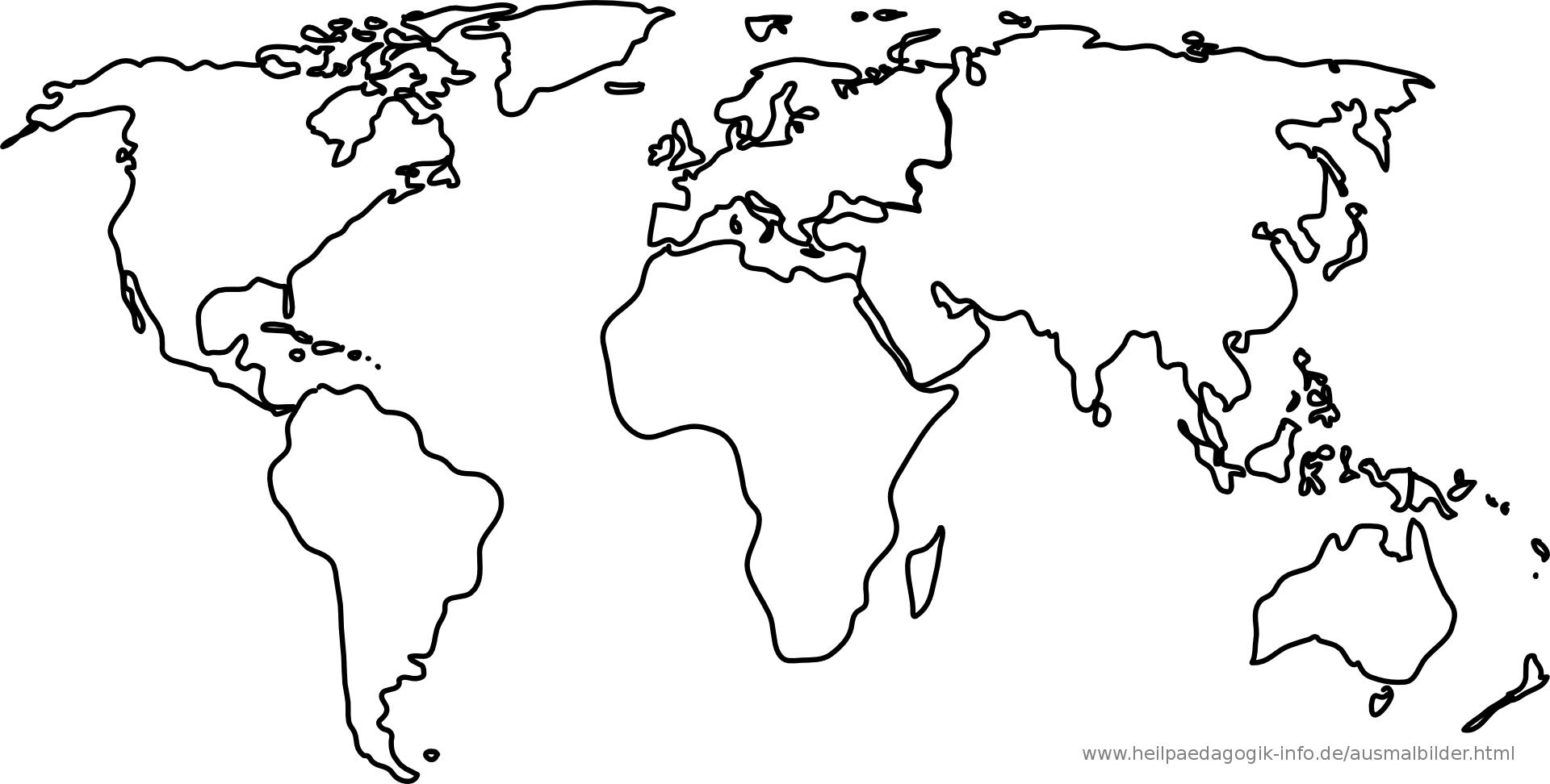 Ausmalbilder Schule bei Ausmalbilder Kontinente