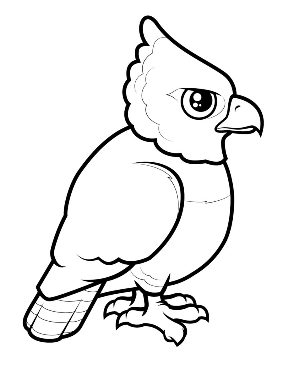Ausmalbilder Zum Ausdrucken Gratis Malvorlagen Adler 2 für Adler Bilder Zum Ausdrucken