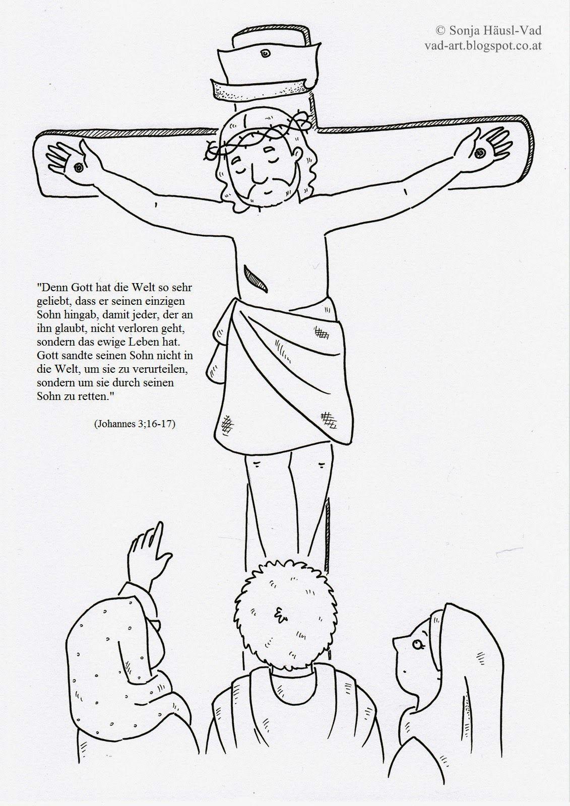 Ausmalbilder Zur Bibel (Mit Bildern) | Ausmalen, Ostern Zum in Biblische Ausmalbilder