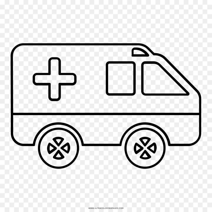 Auto Malbuch Zeichnen Krankenwagen Ausmalbild - Auto Png bestimmt für Krankenwagen Ausmalbild