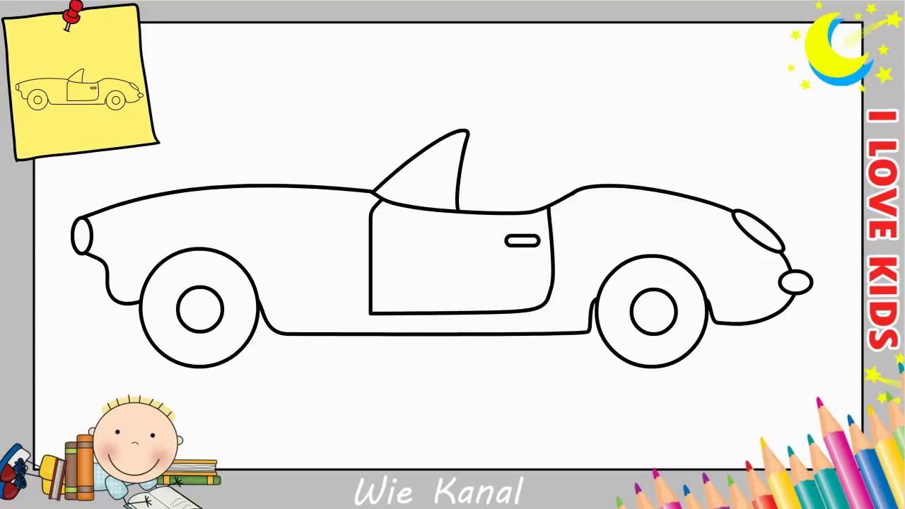 Auto Malen Einfach - kinderbilder.download   kinderbilder ...