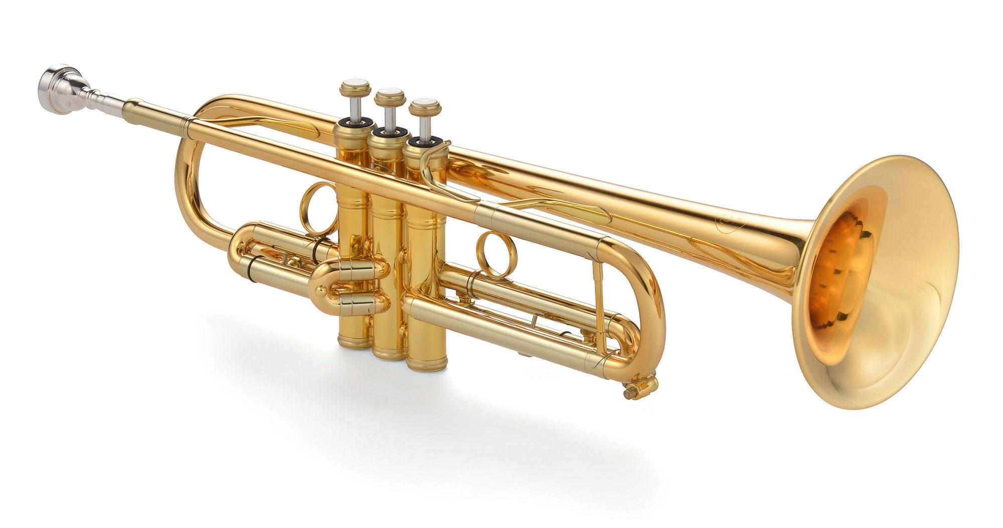 """B-Trompete """"Topline"""" - Kühnl & Hoyer - Blechblasinstrumente verwandt mit Trompete Bilder"""