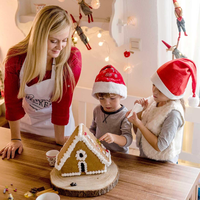 Backen-Mit-Kindern-An-Weihnachten in Backen Mit Kindern Weihnachten
