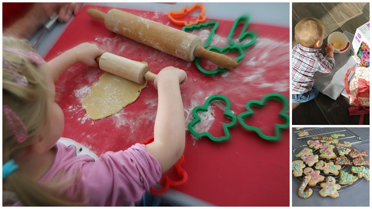 Backen Mit Kindern | Plätzchen Zu Weihnachten | Gabelschereblog bestimmt für Backen Mit Kindern Weihnachten