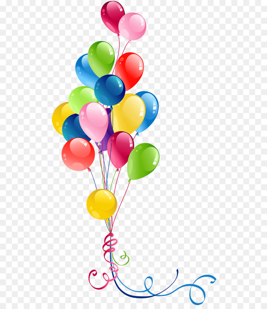 Ballon Geburtstag Kostenlos Content-Clipart - Format über Cliparts Geburtstag Kostenlos