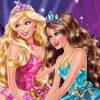 Barbie Lesen & Spiel: Preiswerte App Für Mädels Mit Zwei mit Ausmalbilder Barbie Prinzessinnen Akademie