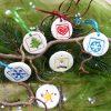 Bastelideen Kinder Weihnachten | Weihnachtsanhänger ganzes Weihnachts Bastelideen Für Kinder