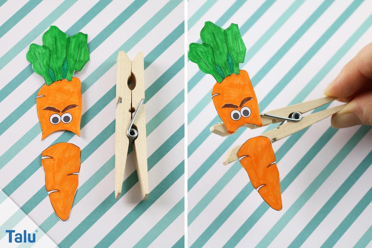 Basteln An Ostern Im Kindergarten - Einfache Bastelideen Für mit Bastelarbeiten Für Kindergartenkinder