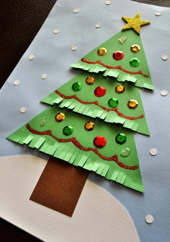 Basteln Mit Kindern – So Macht Weihnachten Richtig Spaß für Basteln Zu Weihnachten Kostenlos