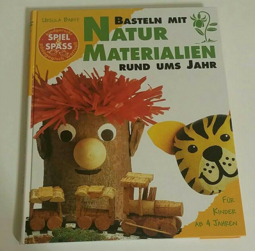 Basteln Mit Naturmaterialien Rund Ums Jahr ~ Ursula Barff mit Basteln Naturmaterialien Rund Ums Jahr