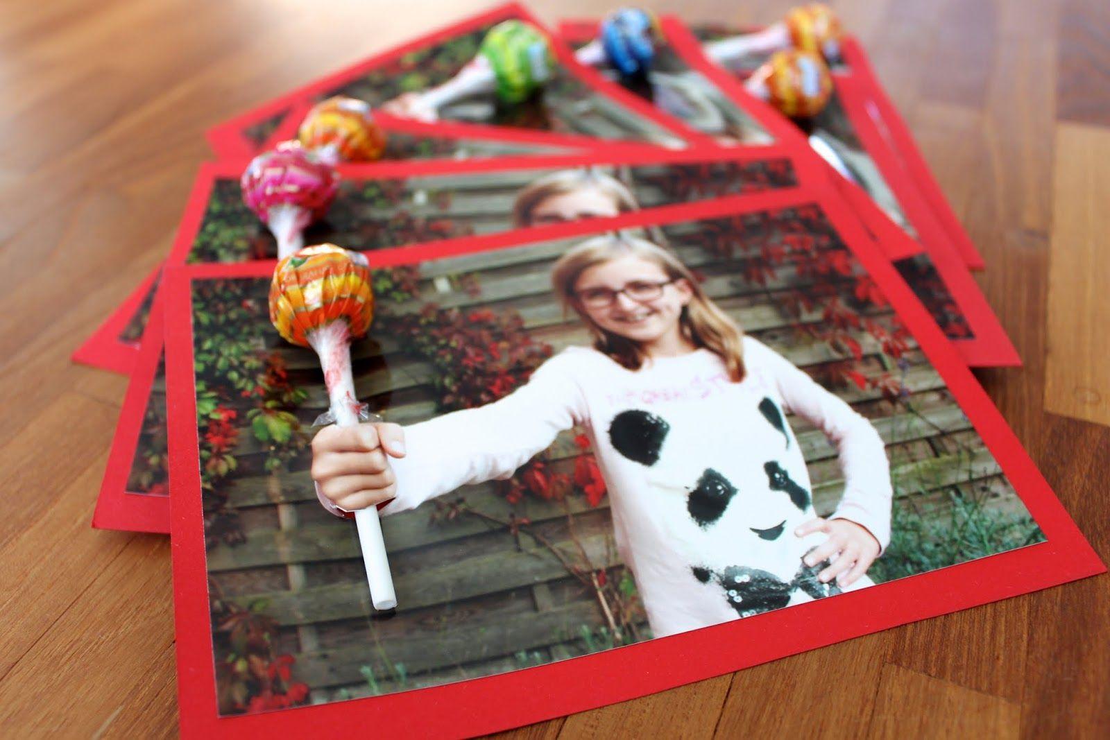 Bastelt Eure Geburtstagseinladungen Selber mit Basteln Mit Kindern Geburtstagsparty