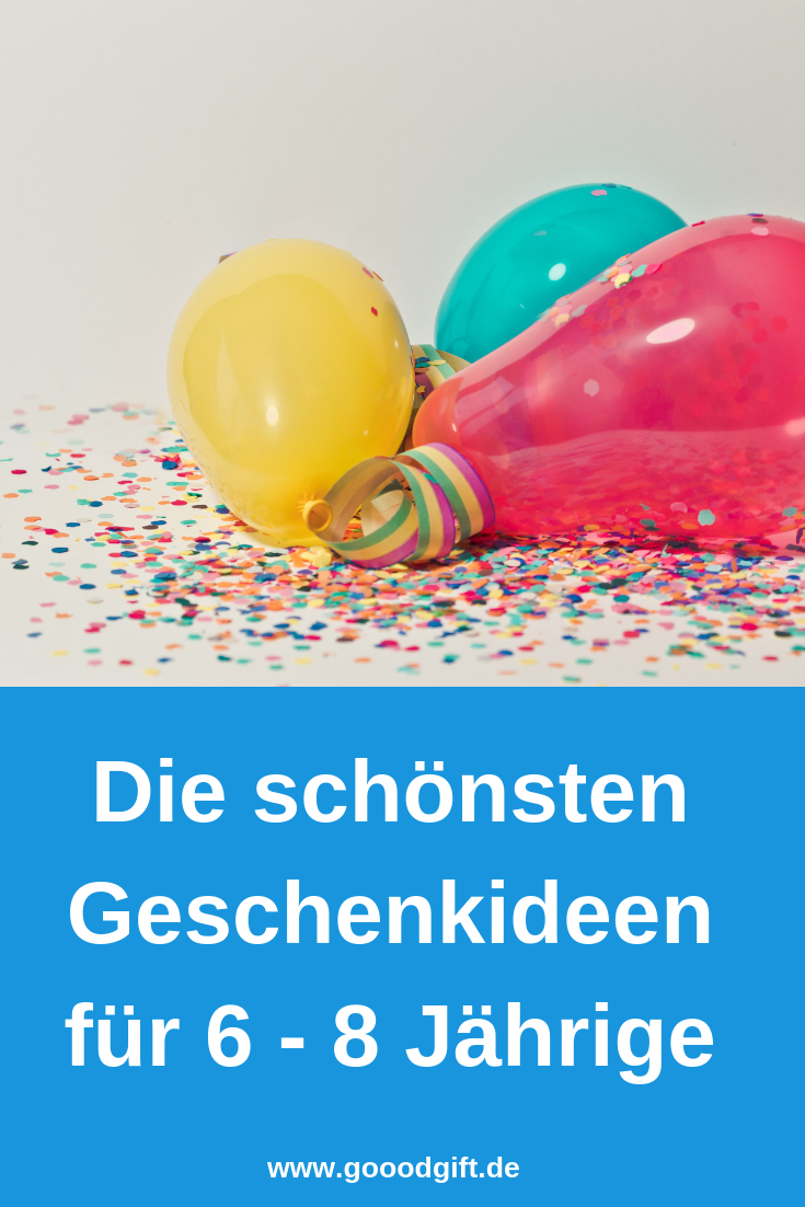 Besondere Geschenkideen Für 6- Bis 8-Jährige Kinder (Mit für Geburtstagsgeschenk Für 7 Jährige
