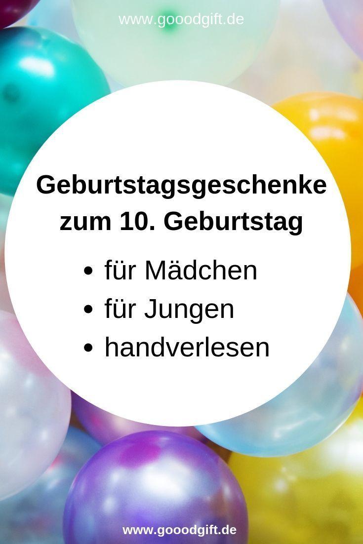 Besondere Geschenkideen Für Kinder Von 8 Bis 10 Jahren Für ganzes Geburtstagsgeschenke Zum 10 Geburtstag