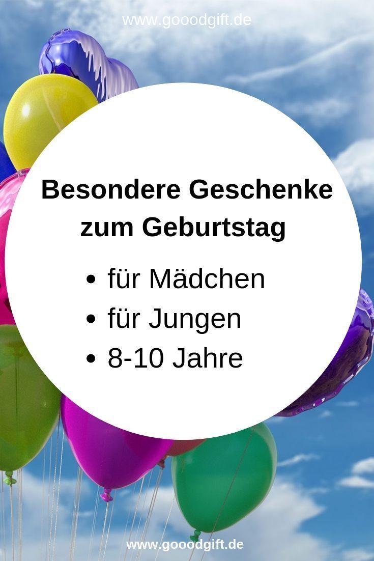 Besondere Geschenkideen Für Kinder Von 8 Bis 10 Jahren Für in Geburtstagsgeschenke Zum 10 Geburtstag