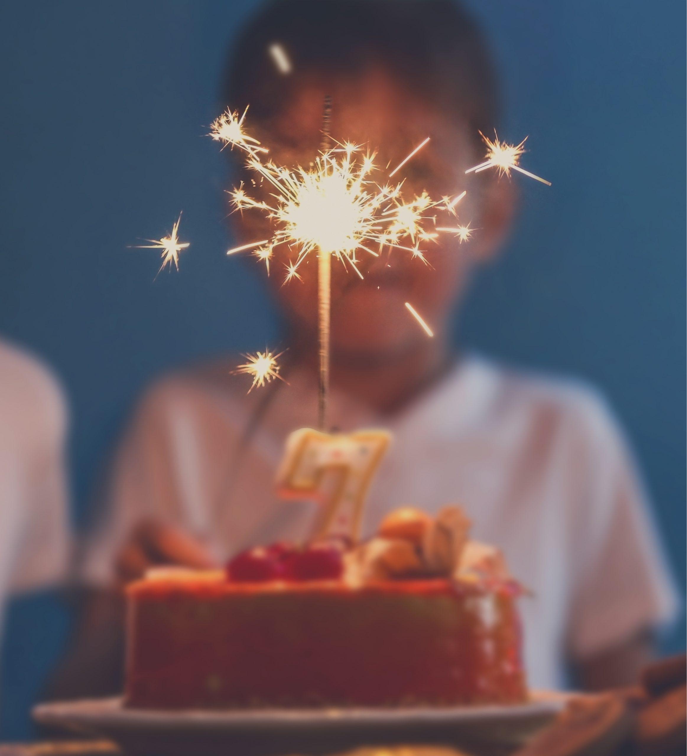 Besser Nicht Auf Kuchen Stecken: Wunderkerzen Sind Giftig für Wunderkerzen Für Torten