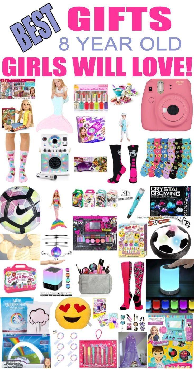 Beste Geschenke Für 8-Jährige Mädchen Geschenke 8-Jährige verwandt mit Geburtstagsgeschenk Mädchen 8 Jahre