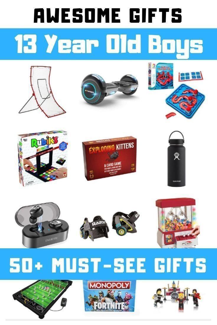 Beste Geschenke Und Spielzeug Für 13-Jährige Jungen 50+ Must über Geburtstagsgeschenke Für 13 Jährige Jungs