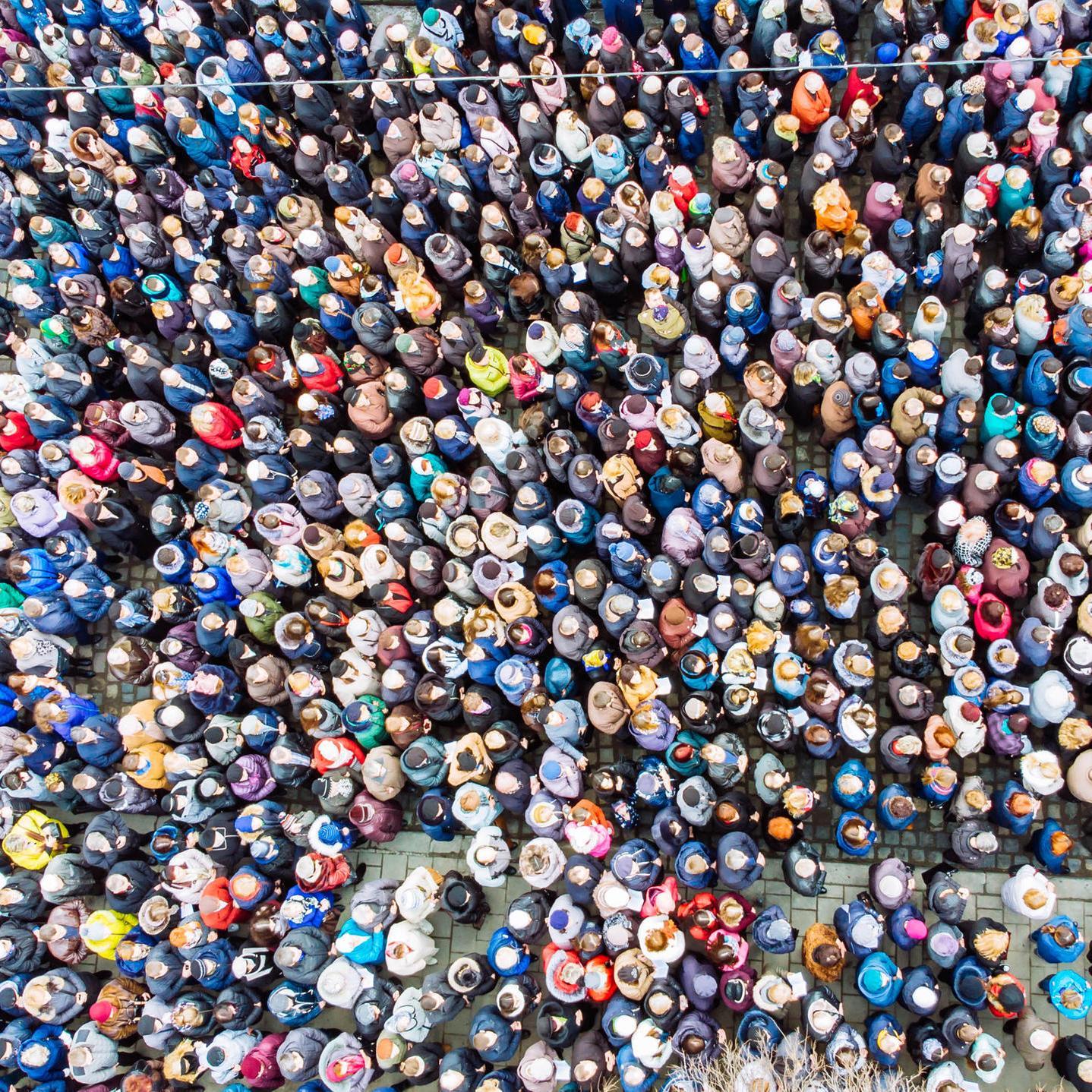 Bevölkerungsentwicklung: So Viele Menschen Leben Jetzt Auf in Wie Viele Menschen Leben Auf Der Erde
