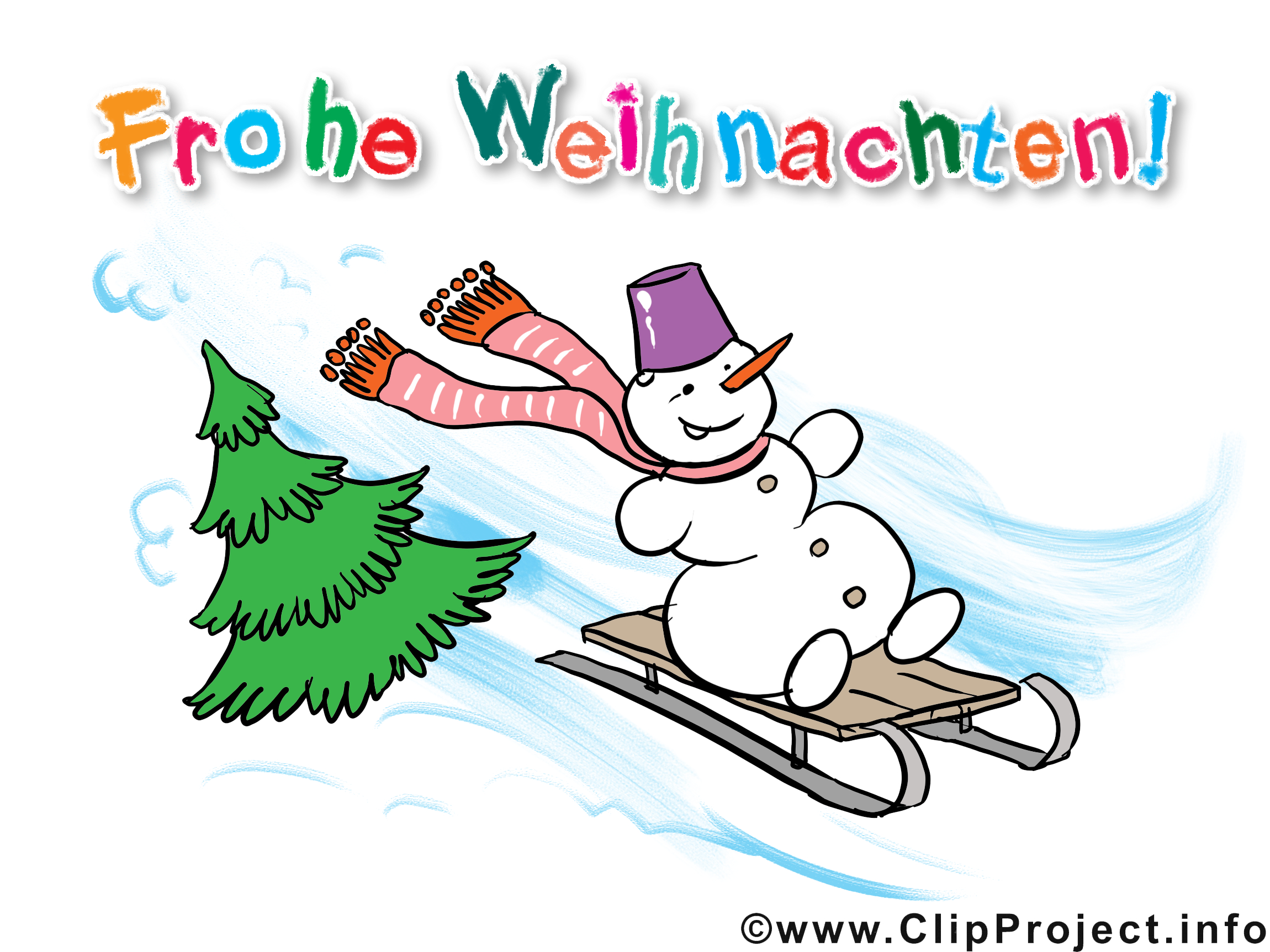 Bild Frohe Weihnachten bestimmt für Frohe Weihnachten Clipart Kostenlos