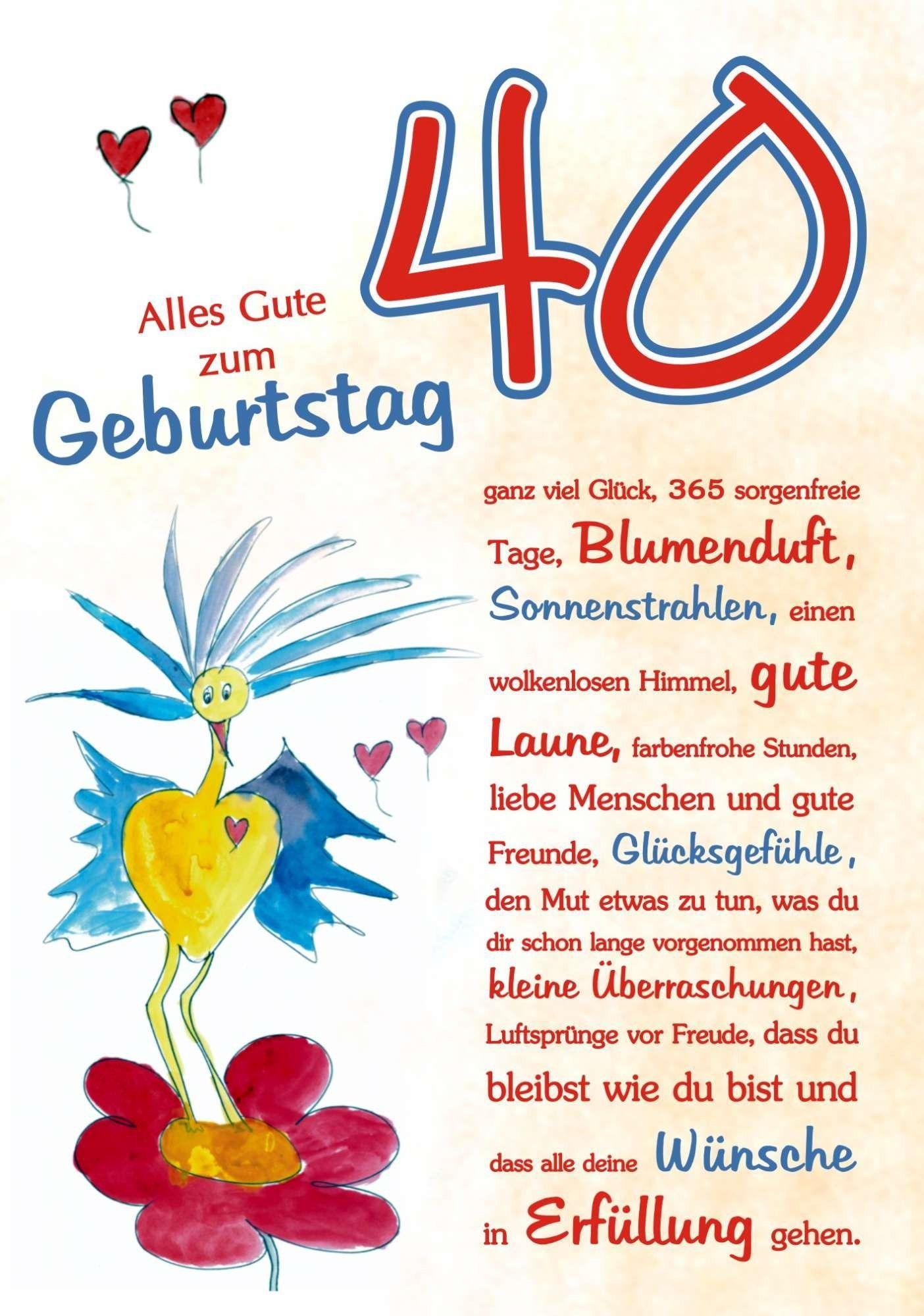 Bilder Von 40 Geburtstag40 Geburtstag Bilder Whatsapp bei Geburtstagsgrüße Bilder Kostenlos