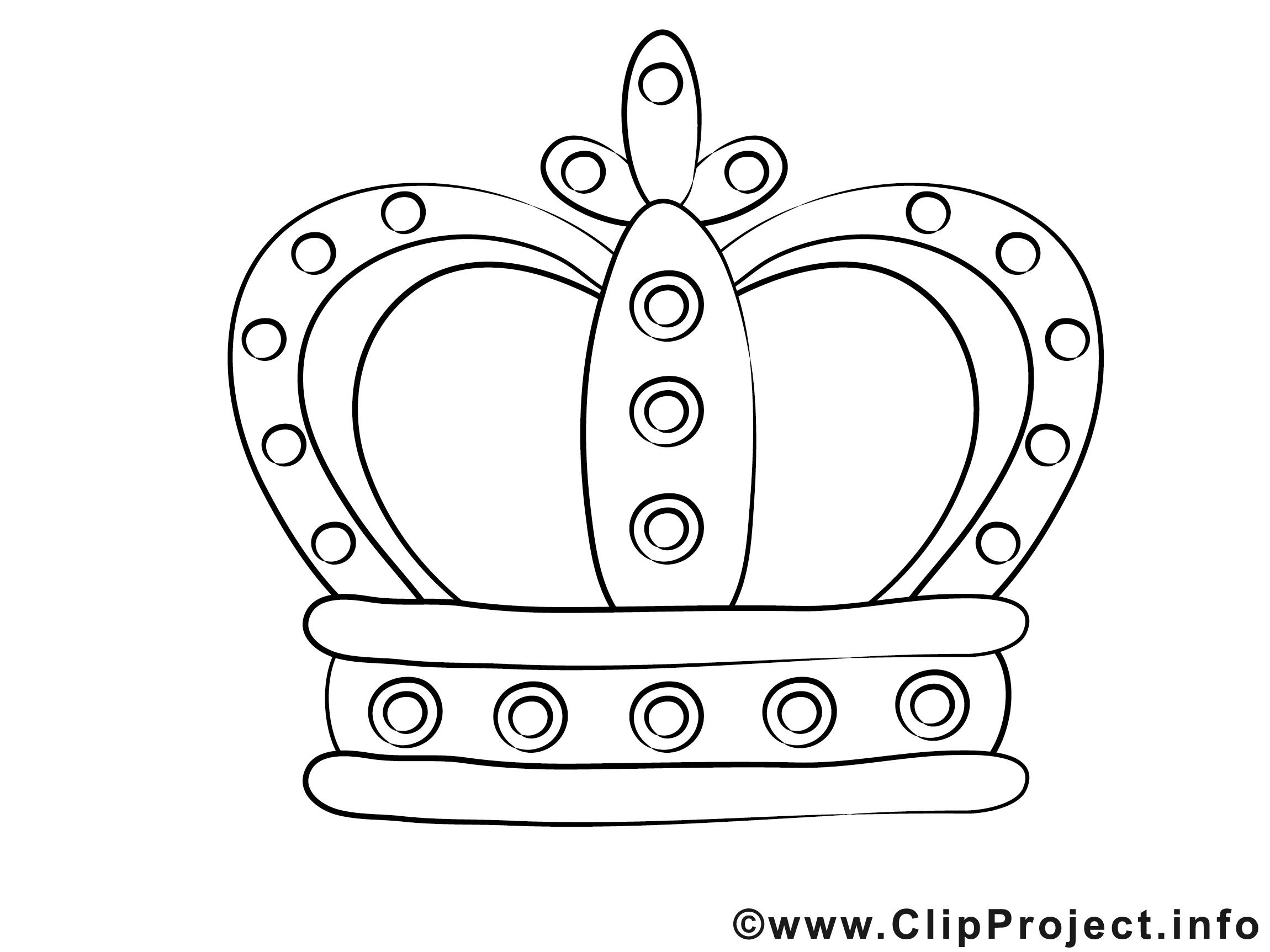 Bilder Zum Ausdrucken Und Ausmalen - Malvorlagen Für Kinder ganzes Malvorlage Krone