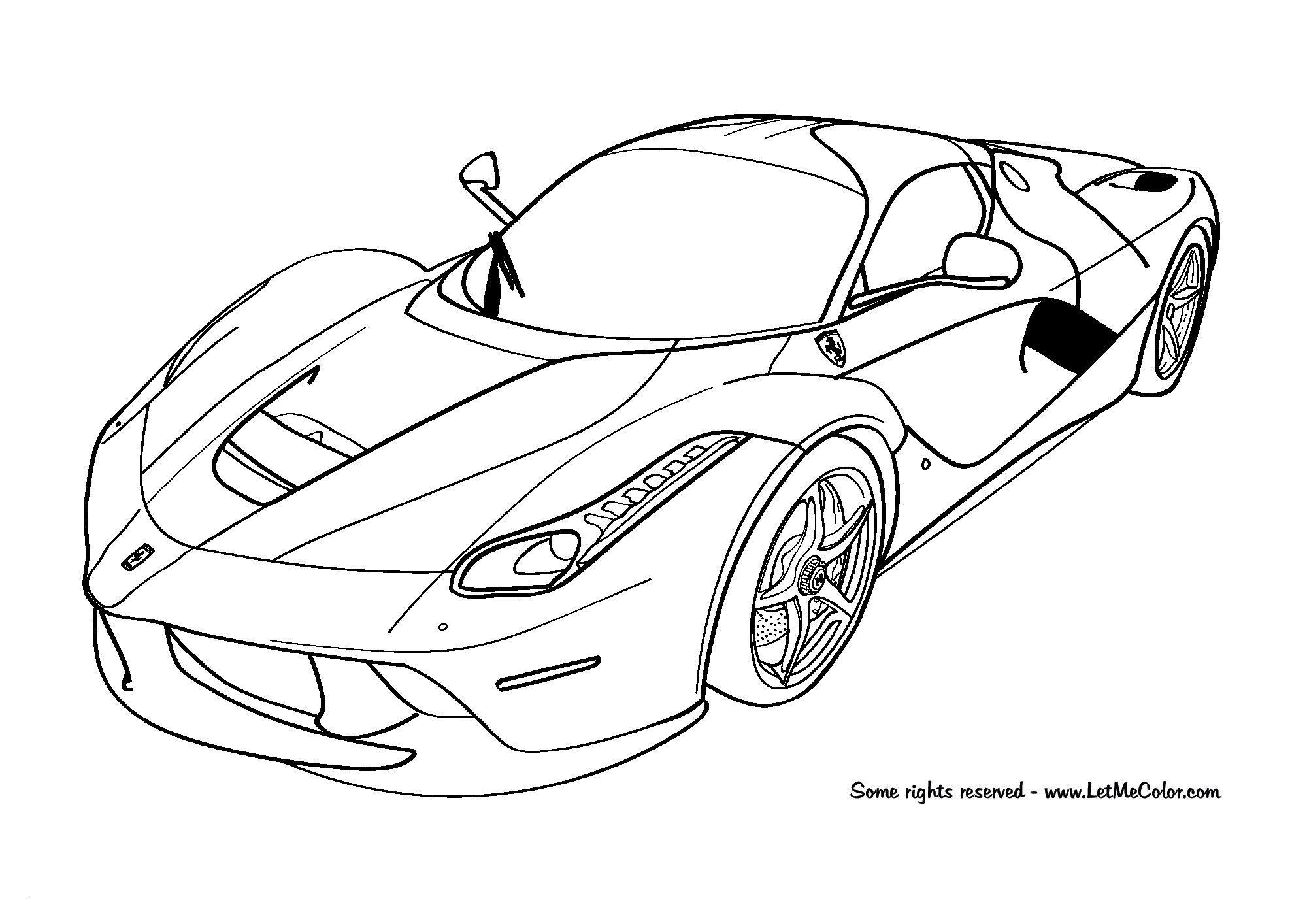 Bildergebnis Für Malbild Auto (Mit Bildern) | Ferrari Laferrari über Auto Zum Ausmalen