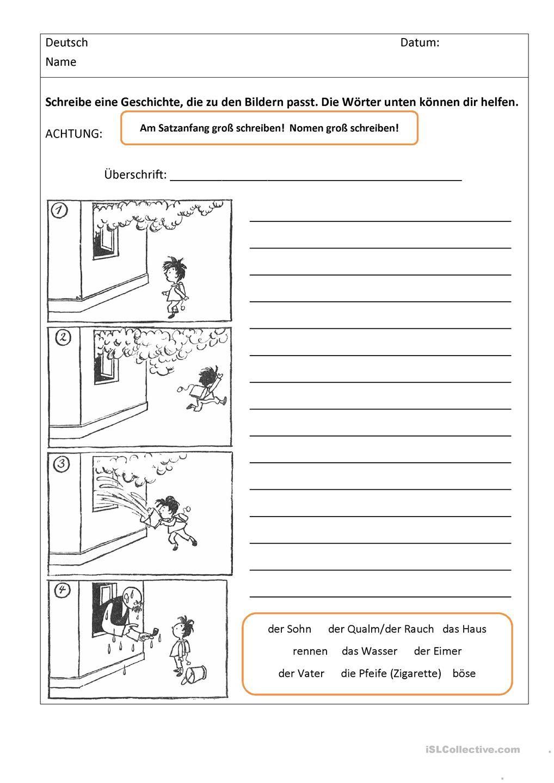 Aufsatz Bildergeschichte 3 Klasse Kostenlos - kinderbilder ...
