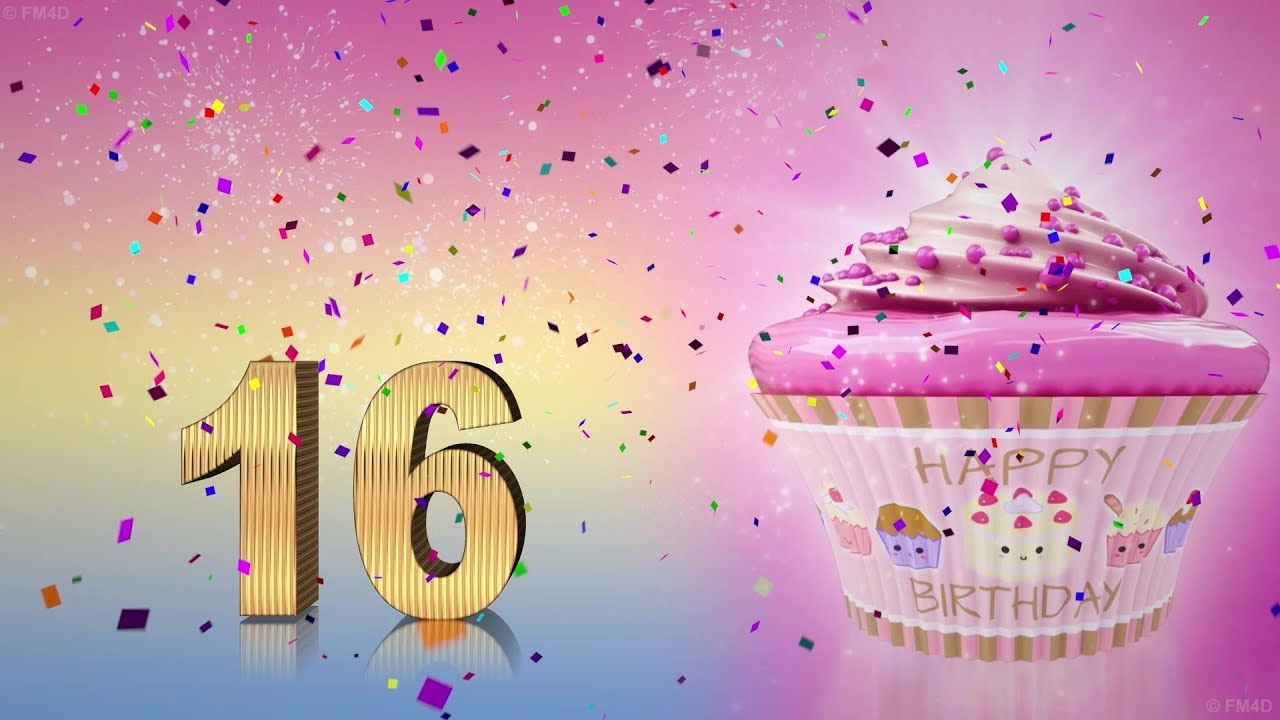 Birthday Song For The 19Th Birthday. Happy Birthday To You. Funny Birthday  Video. innen Sprüche Zum 16 Geburtstag Witzig Kurz