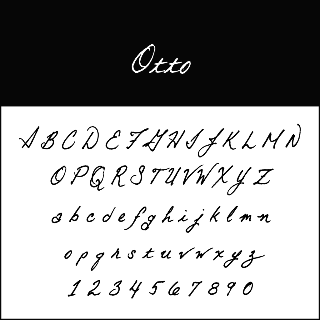 Blickfang Schnörkelschrift: Kostenlose Fonts Zum Download innen Verschnörkelte Zahlen Zum Ausdrucken