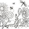 Blumen Malvorlage (Mit Bildern) | Blumen Ausmalen mit Ausmalbilder Frühling
