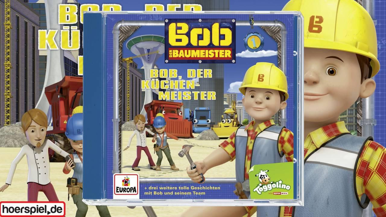 Bob Der Baumeister - Bob Der Küchenmeister (Hörspiel Folge 1) bestimmt für Bob Der Baumeister Online Spielen