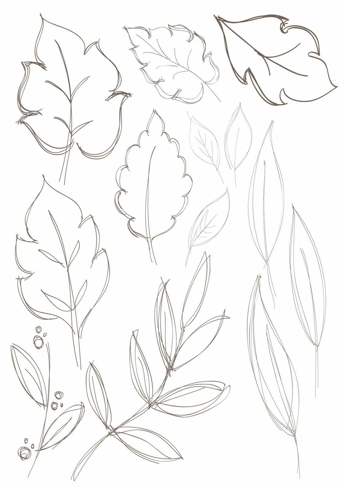 Bobbie Print: Floral Drawings (Mit Bildern ganzes Blumen Zeichnen Lernen
