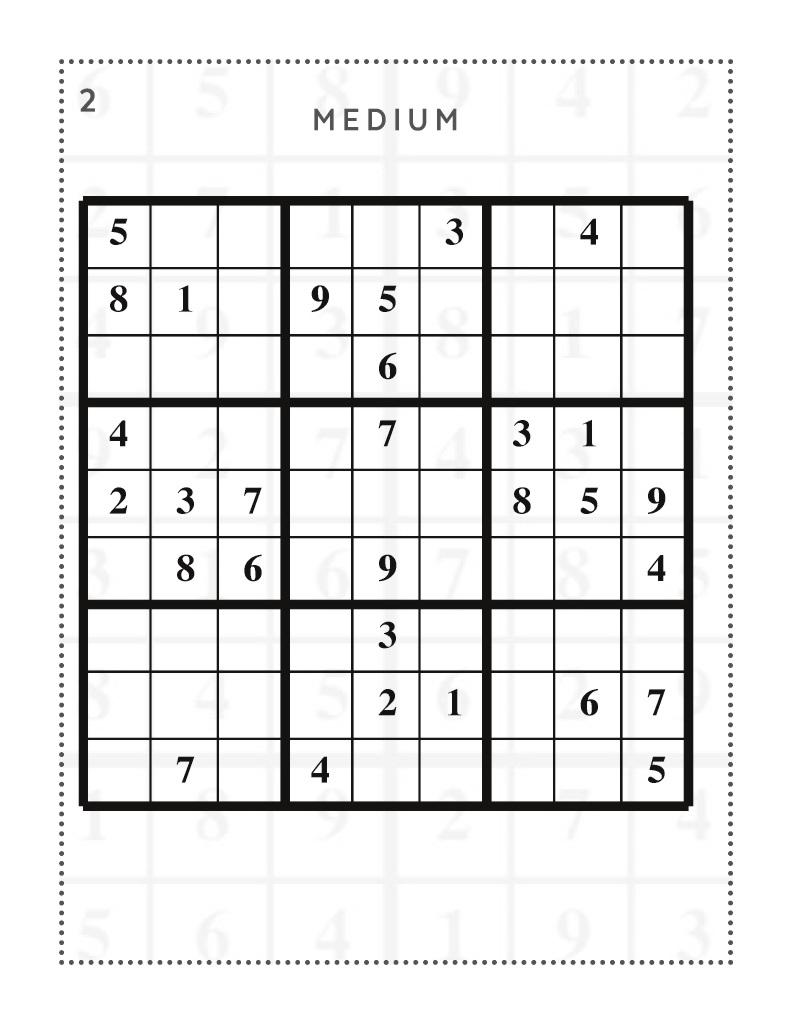 Bod-Leseprobe: Rätselbuch Und Rätselblock Für Erwachsene Und verwandt mit Sudoko Rätsel