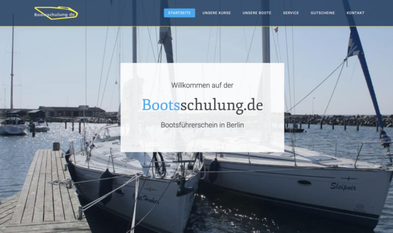 Bootsschulung Kosten Und Ablauf | Bootsschulung Berlin ganzes Motorbootführerschein Berlin Kosten